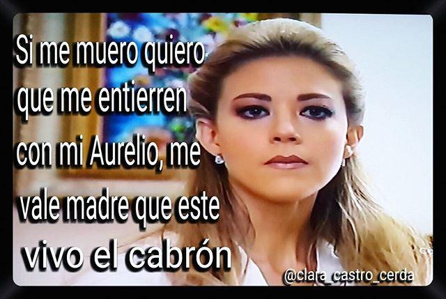 Me vale madre que este vivo el CABRÓN  #CabronaComoMonicaRobles @fernandacga #MónicaRobles #FernandaCastillo #elseñordeloscielos #MonicaRobles #esdlc4
