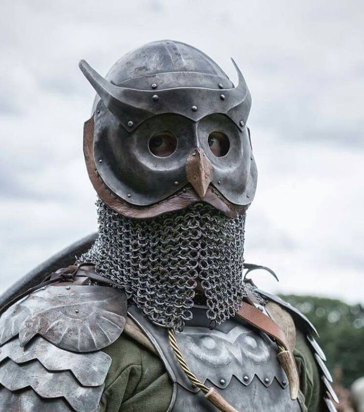 the owl guard - Liana's bodyguards