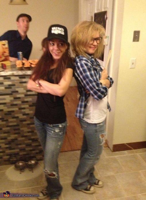 Wayne and Garth - 2013 Halloween Costume Contest
