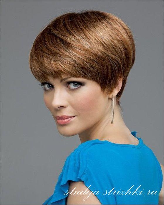 Женская стрижка Шапочка на короткие волосы, фото 2