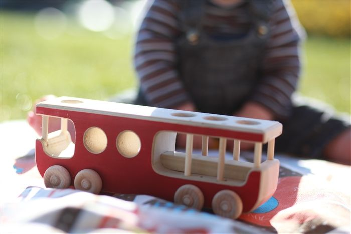 Check out the Cable Car Push Toy on Momegranate.com