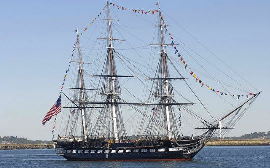 Uss Constitution Wallpaper 127 best images about ...