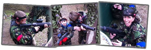 Take the family or a group of friends for an adventure at Ultimate Laser Games.  A voucher woud make an exciting gift. www.ultimatelasergames.co.uk