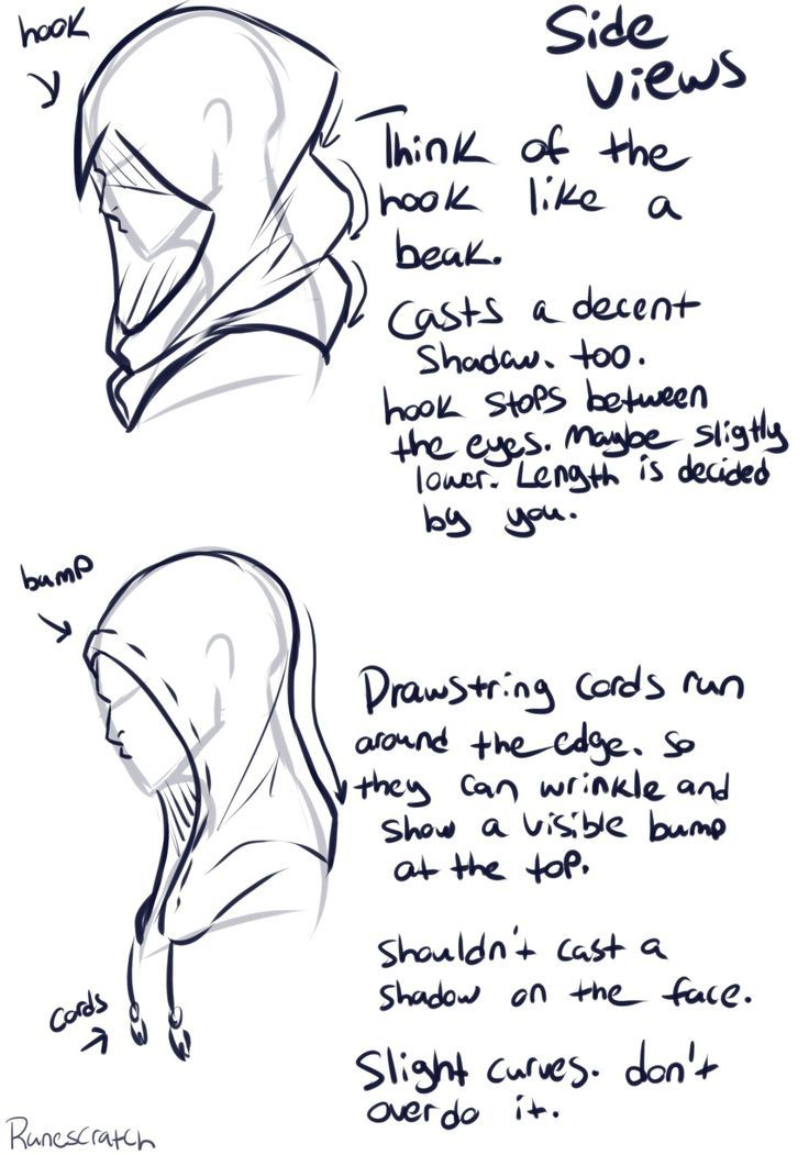 how to draw hoodies - Tìm với Google