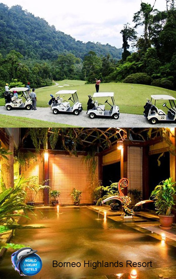 Golf picture of borneo highlands resort kuching tripadvisor - Borneo Highlands Resort Kuching Hotel Resort Malaysia