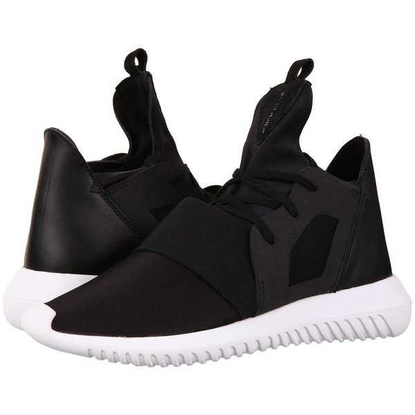 adidas Originals Tubular Defiant (Core Black/Core Black/Core White).