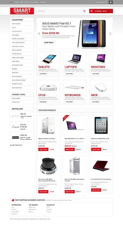 Шаблон TM48982 Тип: Shopify Themes $129