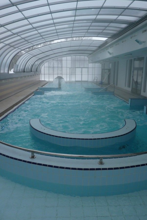 Thermal Pools in Inowrocław //
