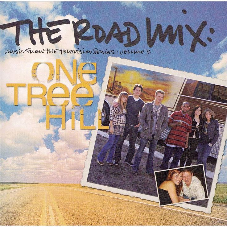 Original TV Soundtrack - The Road Mix: Music from the Television Series One (CD)