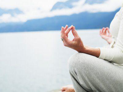 Yoga, tranquility, balance, feel good