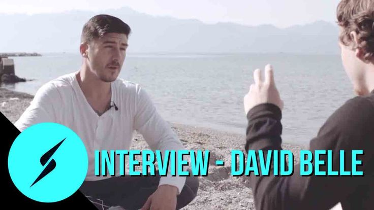 Interview with David Belle, the man who started the parkour movement along with Sebastien Foucan and the Yamakasi