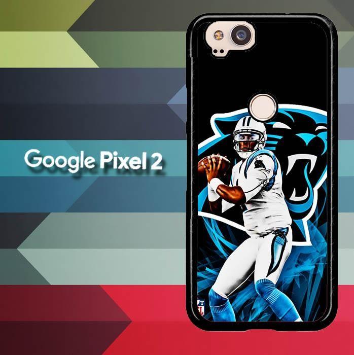 Cam Newton Panthers X4912 Google Pixel 2 Case