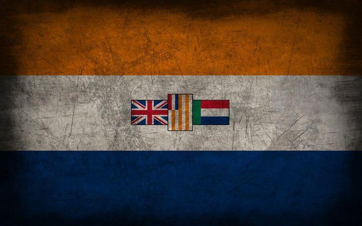 South Africa (1928-1994) Flag