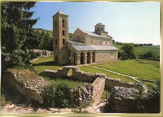 Stari Ras, Serbia.  http://www.worldheritagesite.org/sites/stariras.html