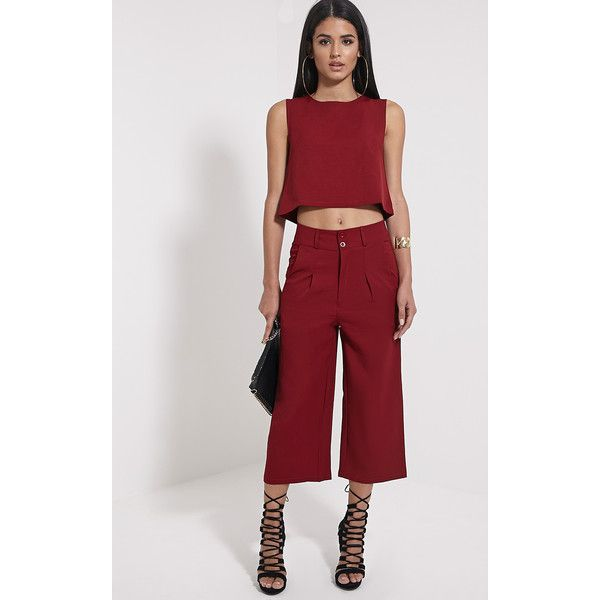 Top 25  best High waisted culottes ideas on Pinterest | Culotte ...