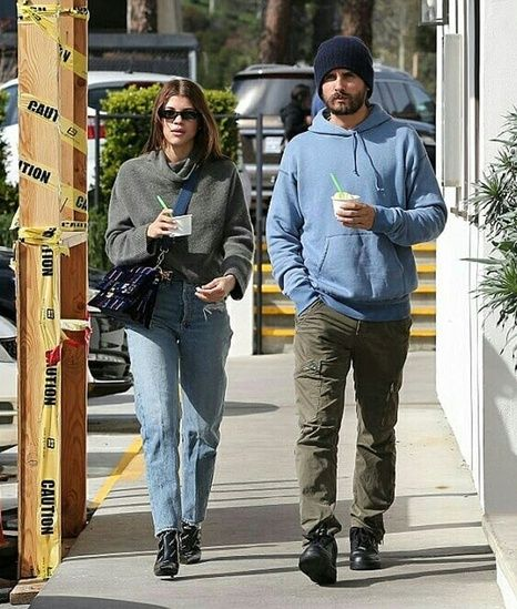 finest selection e423e 550af Scott Disick wearing Adidas Yeezy Powerphase Calabasas Core