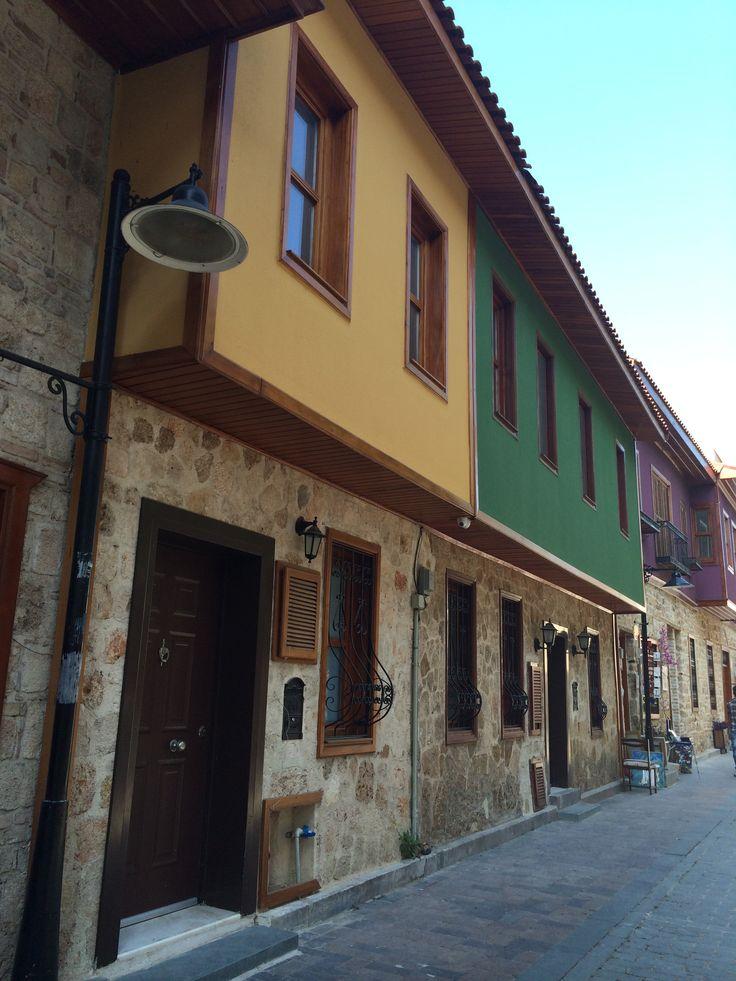 Antalya Kaleiçi / Turkey