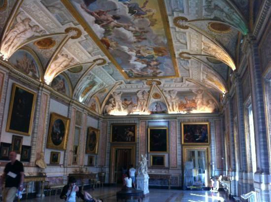 Galleria Borghese: villa borghese