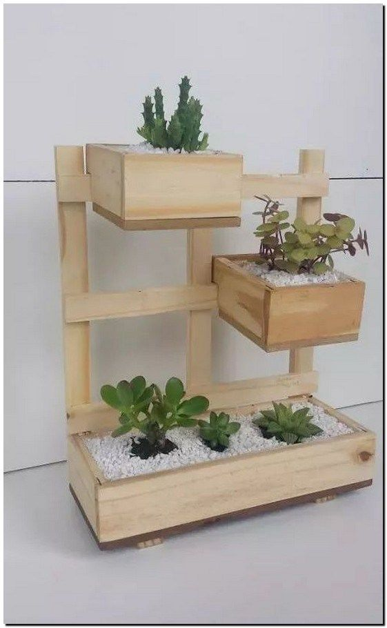 50 easy diy woodworking projects to decor your home on easy diy woodworking projects to decor your home kinds of wooden planters id=14956