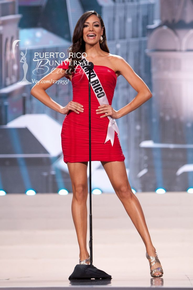 Monic Perez, Miss Universe Puerto Rico 2013, introduces herself during the Preliminary Competition in her opening number fashioned by Sherri Hill, and accented with footwear by Chinese Laundry, on November 5, 2013. #MissUniverse2013 #MissUniverse #MissUniverso2013 #MissUniverso #Russia #Moscow #Rusia #Moscú #MissPuertoRico #MonicPerez