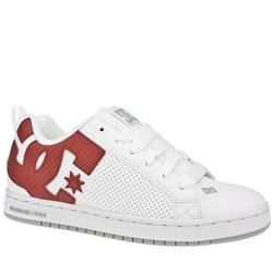 Dcshoe Co Male Shoes Court Graffik Sn Leather Upper Dc Shoes in White and Red DCSHOE CO Shoes Court Graffik Sn Another brilliant addition to the Court Graffik range from DC Shoe Co. Sturdy action leather or nubuck upper for abrasion resistance and durability and a soft Tricot l http://www.comparestoreprices.co.uk/trainers/dcshoe-co-male-shoes-court-graffik-sn-leather-upper-dc-shoes-in-white-and-red.asp