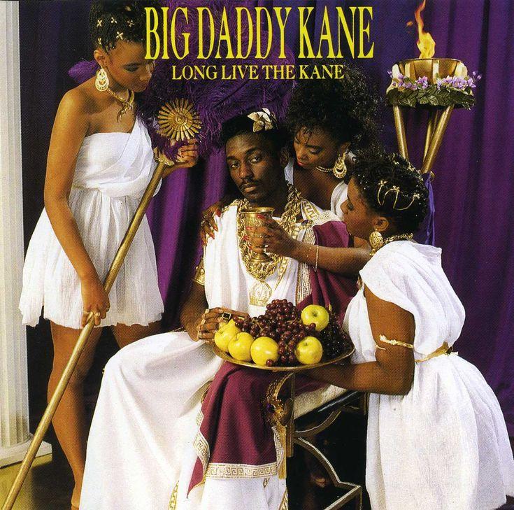 Big Daddy Kane / Long Live The Kane • 1988
