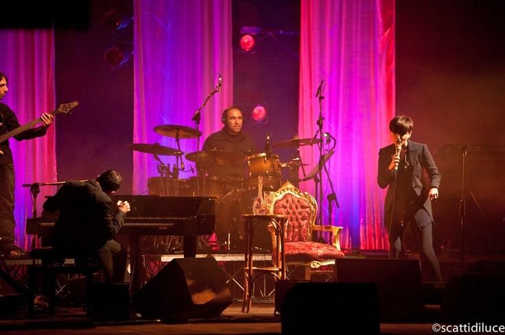 Insieme! #GiuseppeBarbera #Arisa #Amami #concert #pianist
