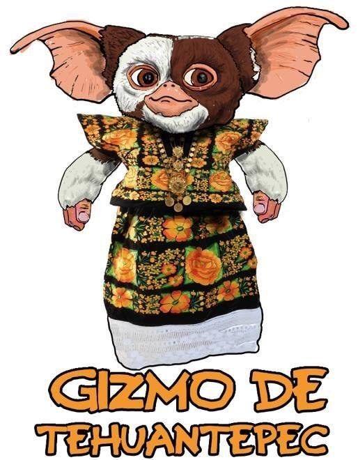 Pocos lo saben, pero los Gremlins son originarios de Oaxaca.