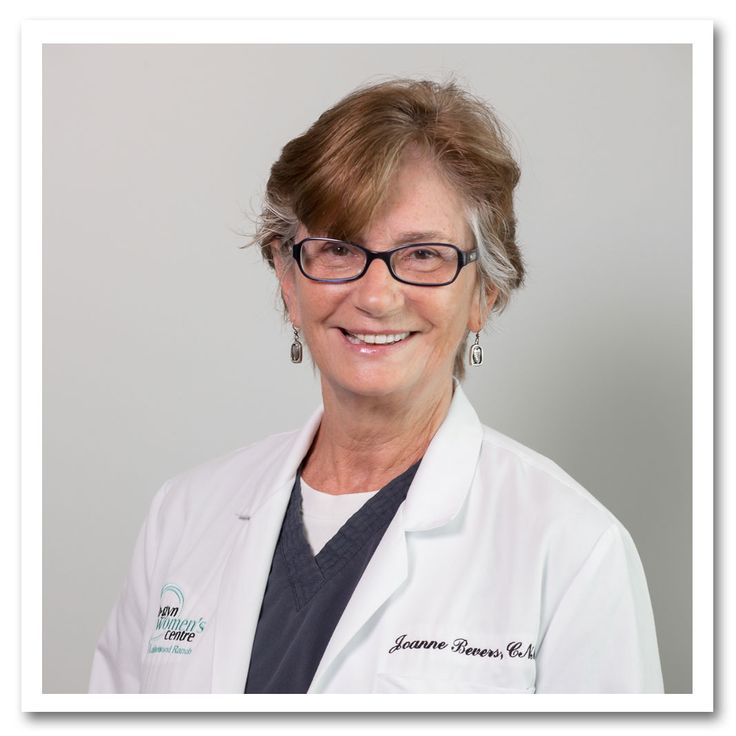 Midwife, M. Joanne Bevers, has been working with OB-GYN Women's Centre since March 2006. She received her bachelors in nursing here in Florida at USF.