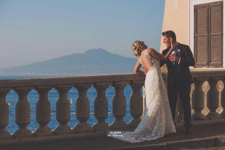 Massimo & Elvira Sorrento un matrimonio da favola !