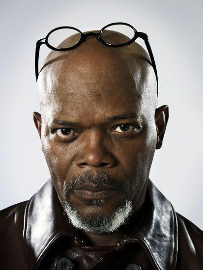 My all year round crush... Mr. Samuel Leroy Jackson