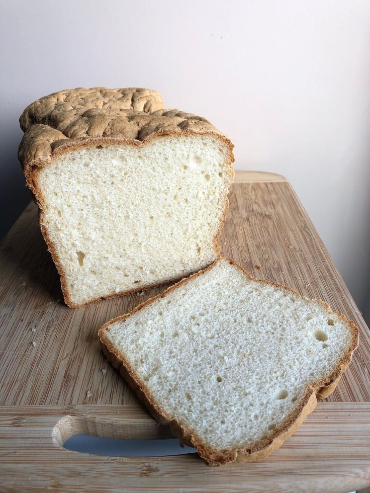 Pure Food Kitchen | Recipes Bread gf (With images ...