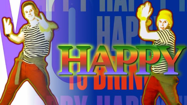 JUST DANCE 2014 | HAPPY by Pharrell Williams (Choreography) / Fanmade