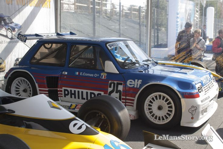 renault R5 Turbo Super Production