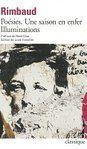 Poésies / Une saison en enfer / Illuminations by Arthur Rimbaud