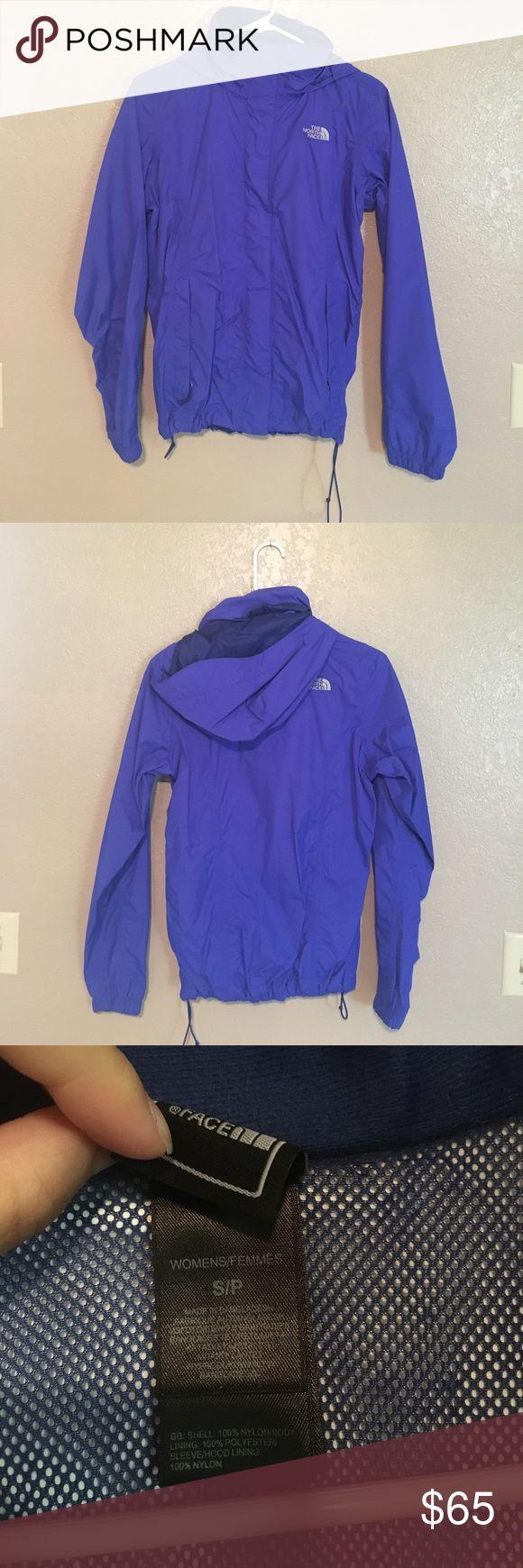 The North Face Hyvent windbreaker jacket Perfect condition. Windbreaker jacket. Size small. North Face Jackets & Coats
