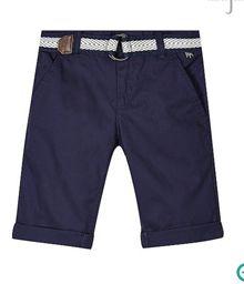 Debenhams - Navy Chino Shorts Boys