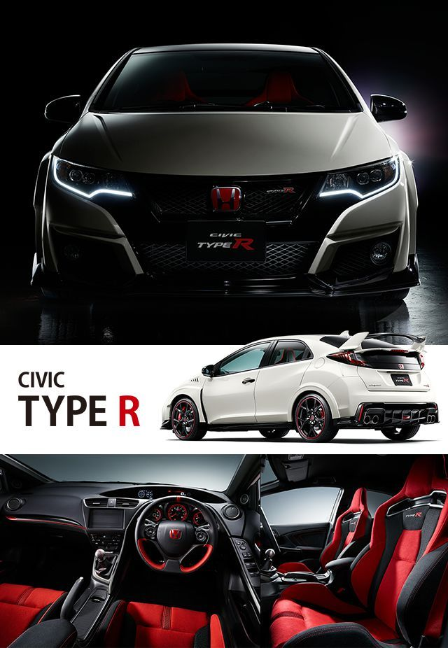 Honda|CIVIC TYPE R