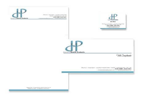 Professional Letterhead | quality, professional company - a company to get involved with