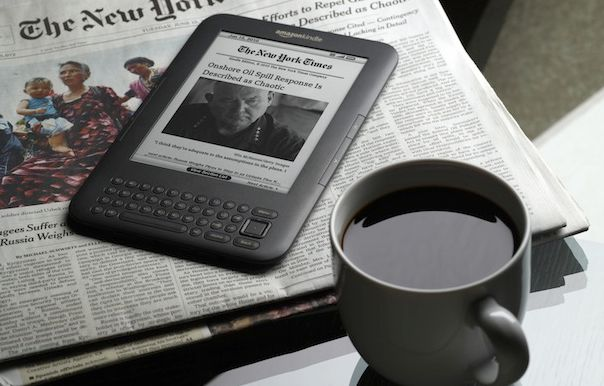 Love my Coffee and Kindle
