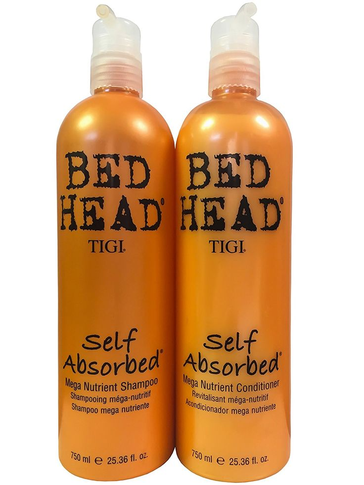 Bed Head Tigi Self Absorbed Shampoo and Conditioner (25.36 Oz Each) -- Details can be found by clicking on the image.