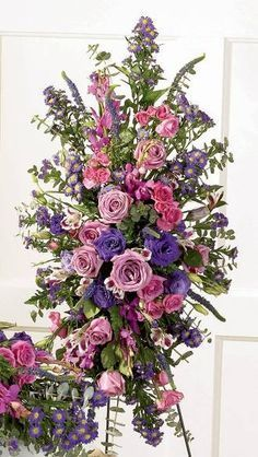 How to Make a Funeral Easel Flower Arrangement