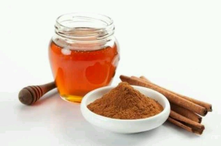 Honey and cinnamon face mask! Easy to make and if you get any on your lips, taste yummy too! Roughly 2 tablespoons honey, 1 teaspoon cinnamon. Mix in a bowl and apply! Leave for 20-25 minutes! Works as a great once a week cleanser and moisturizer!