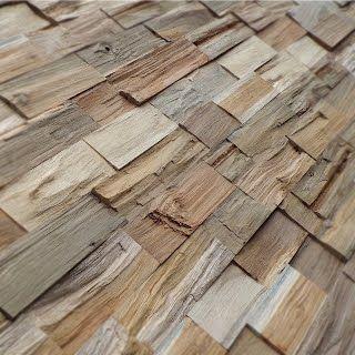 Reff. 31 - 3D NT  Petel | Join : Lamination Z2 Ends | Overall size : 52x20cm | Surface size : 50x20cm | Surface : 0.10 sqm | Wood : Teak | Weight : +/- 0.90 Kg/pcs | 10 pcs / box = 1.00 sqm |