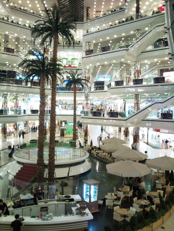 Cevahir Mall in Istanbul!