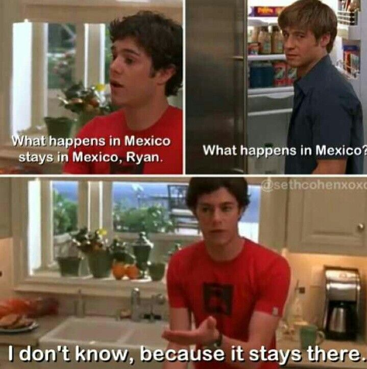 What happens in Mexico? -_-