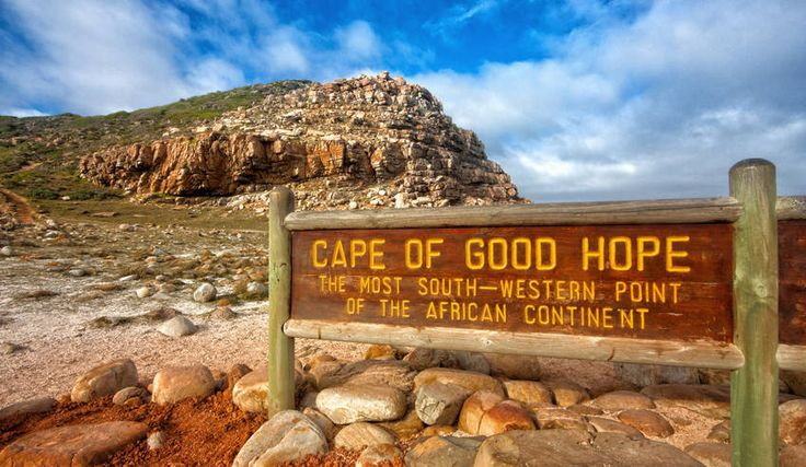 Photo: Bell Pottinger was appointed by the SA Tourism UK office from January 2014 and paid a whopping R9-million for PR and other communication services relating to South Africa (Photo of Cape of Good Hope by Nicolas Raymond via Flickr)