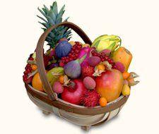 Exotic Fruit Baskets Delivered Across London