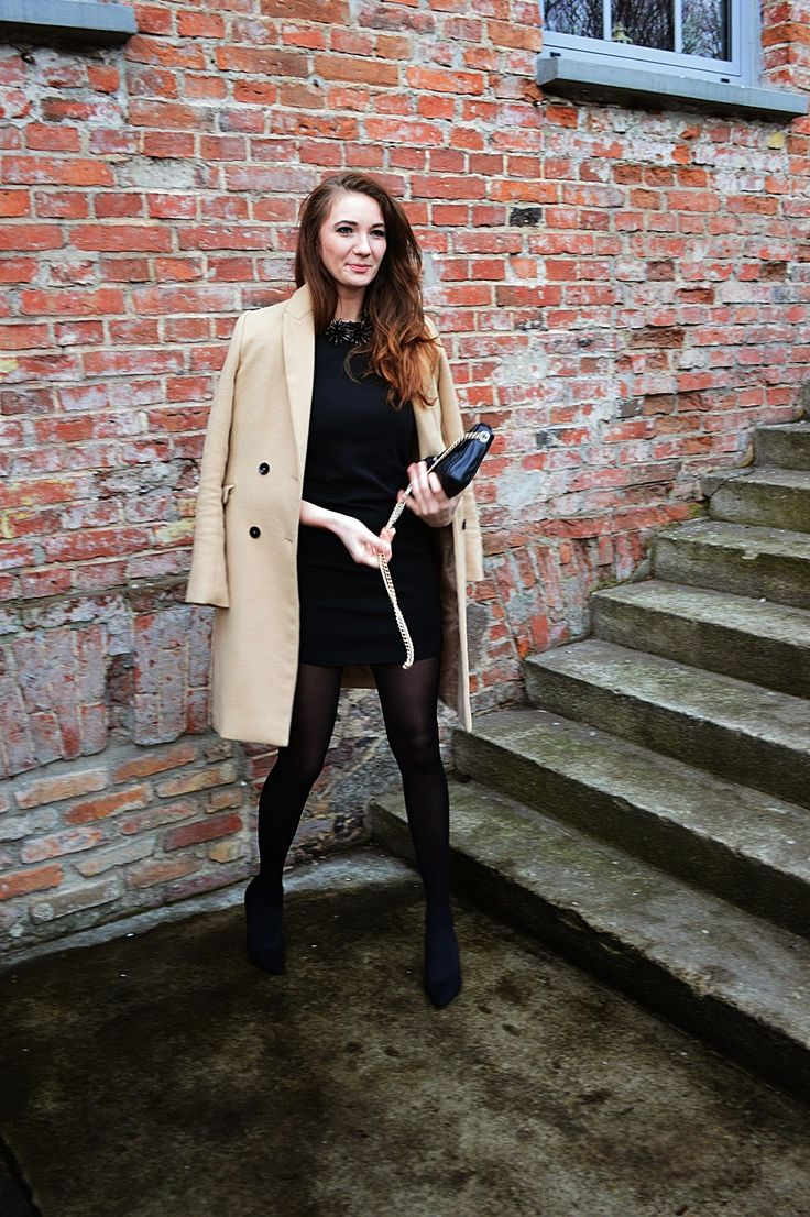 natalie's style: A little black dress - perfect look to Paris