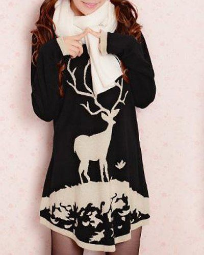 1000 ideas about christmas sweater dress on pinterest christmas